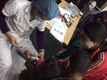 1.500 trẻ đổ về Hà Nội xét nghiệm, đã có 124 trẻ Bắc Ninh mắc sán
