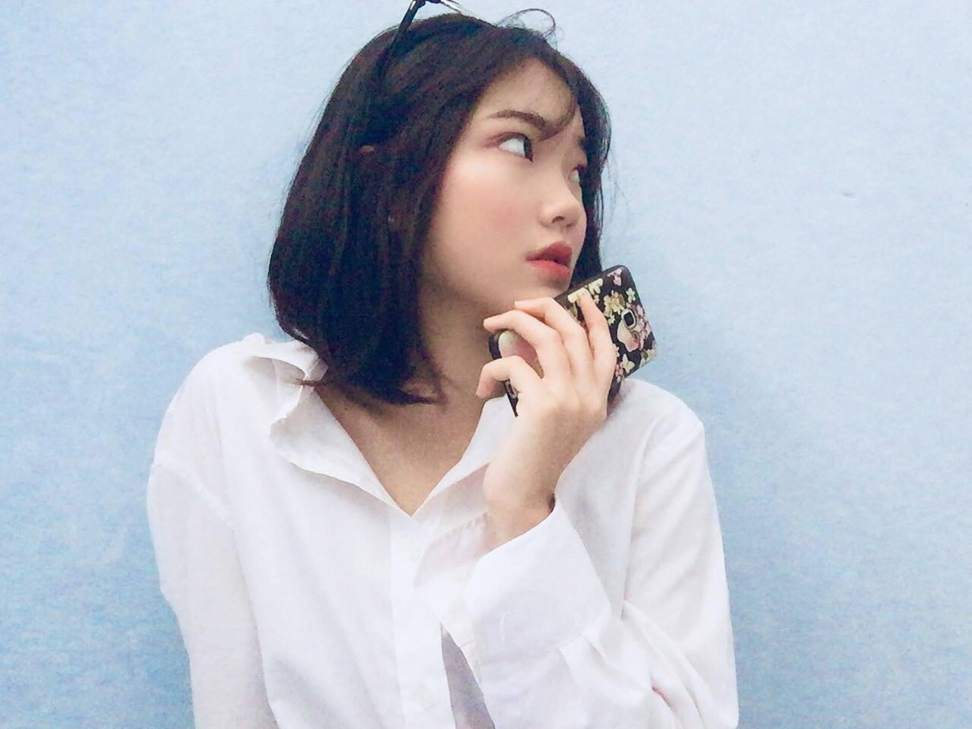 Nữ sinh Thanh Hoá nổi như cồn với bức ảnh thẻ xinh như hotgirl, đã vậy còn học giỏi, hát hay và là cao thủ võ thuật-4