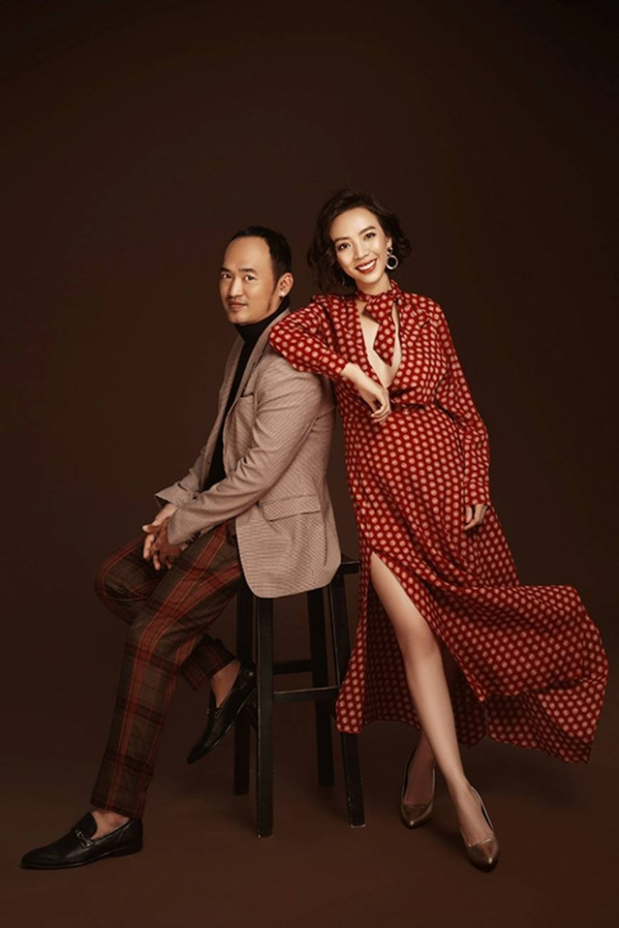 Thu Trang ngày càng sang chảnh, đẹp mặn mà bên ông xã Tiến Luật-2