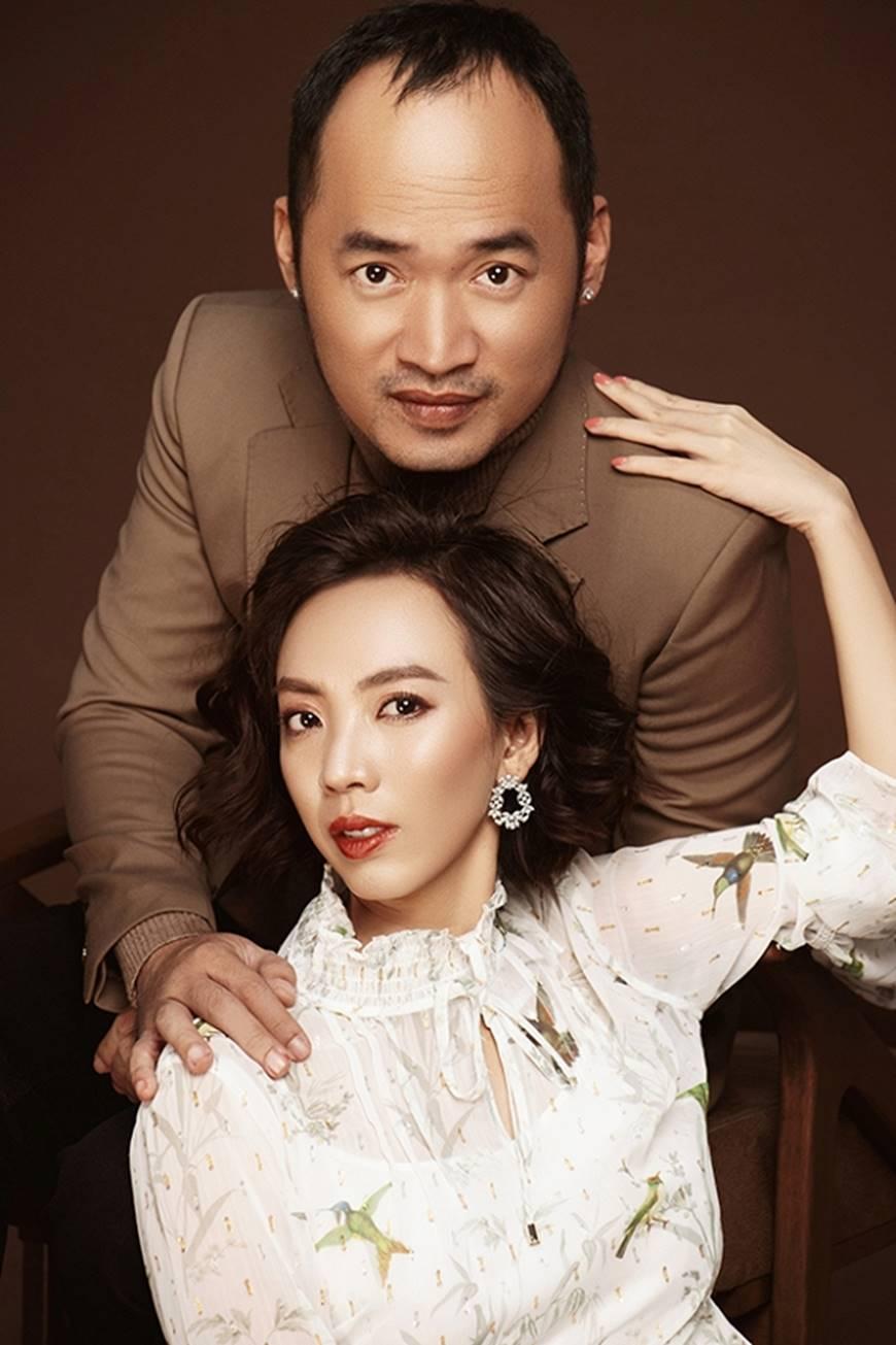 Thu Trang ngày càng sang chảnh, đẹp mặn mà bên ông xã Tiến Luật-6