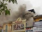 Cháy khách sạn ở Hải Phòng: Nữ nhân viên tử vong là người báo tin-15