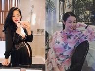 Chuyện bầu bí của 3 hot mom: Càng bầu càng xinh, da trắng dáng thon, có mẹ còn chẳng ngại khoe dáng sexy táo bạo