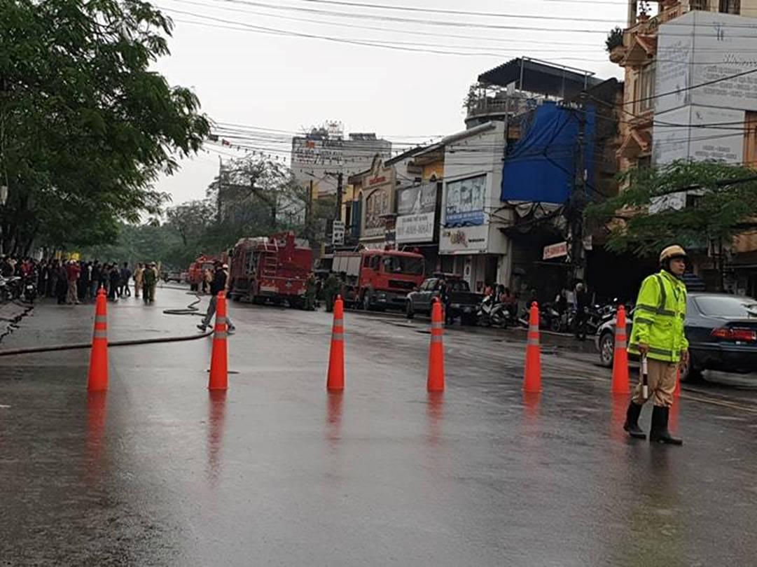 Cháy khách sạn ở Hải Phòng: Nữ nhân viên tử vong là người báo tin-7