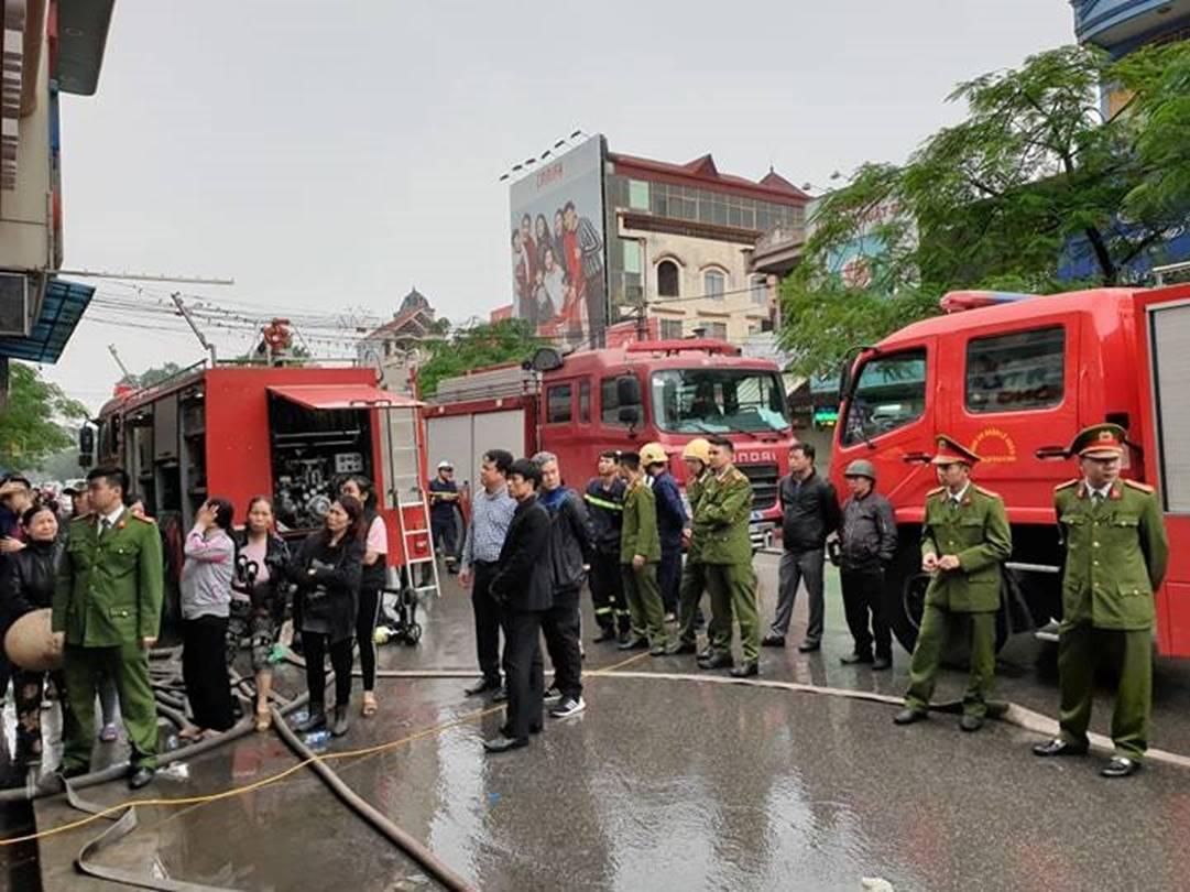Cháy khách sạn ở Hải Phòng: Nữ nhân viên tử vong là người báo tin-8