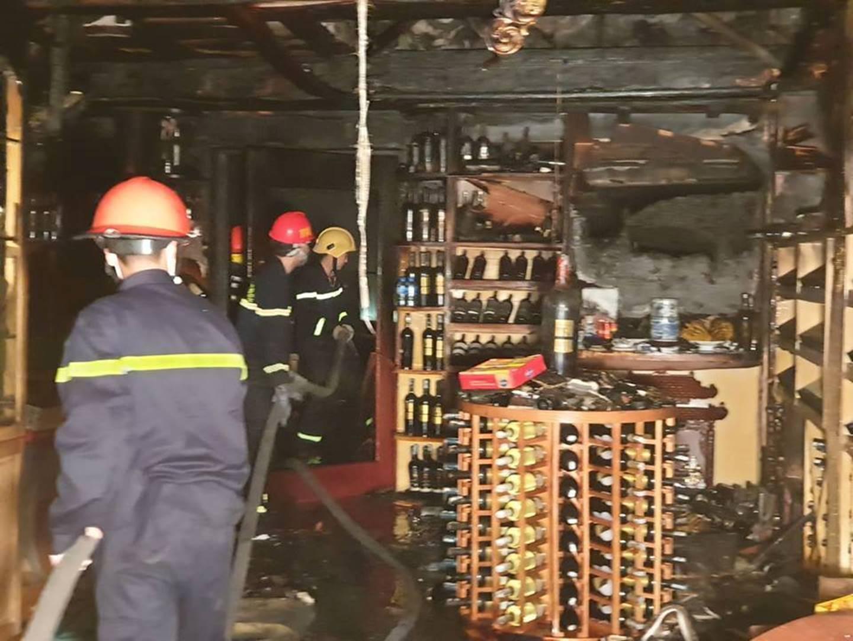 Cháy khách sạn ở Hải Phòng: Nữ nhân viên tử vong là người báo tin-10