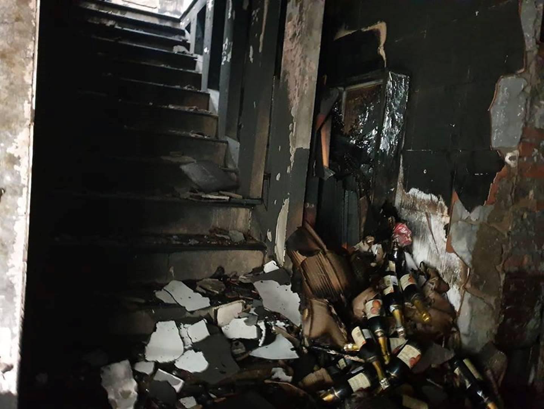 Cháy khách sạn ở Hải Phòng: Nữ nhân viên tử vong là người báo tin-12