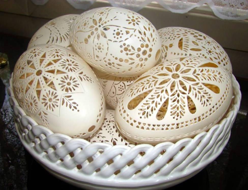 Phù phép vỏ trứng vứt đi thành sản phẩm có giá hàng triệu đồng-1
