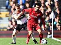 Liverpool vượt Man City sau trận thắng Fulham