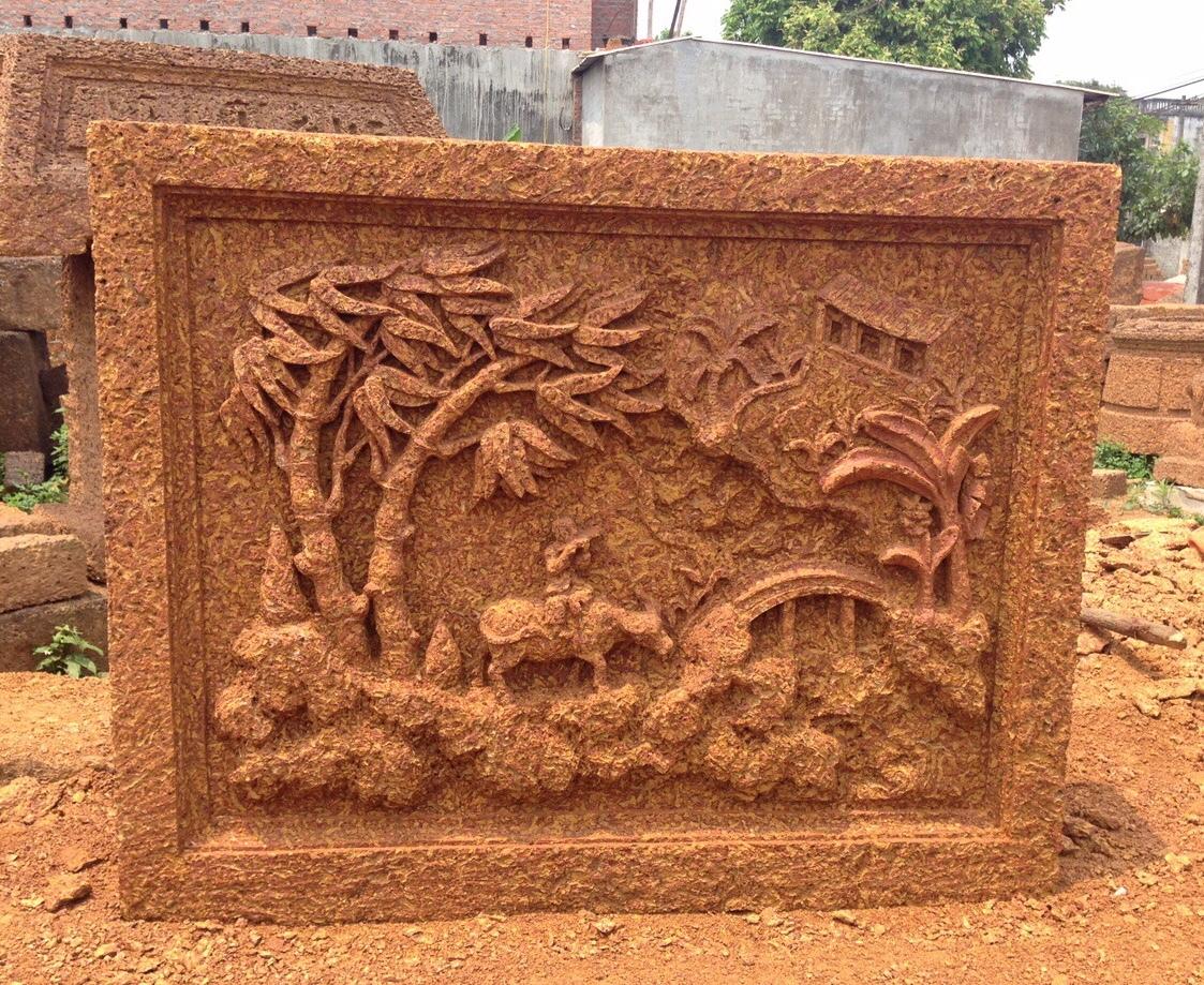 Tứ quý hiện hình trên khối đá cổ ngàn năm trong vườn đại gia Quảng Ninh-2