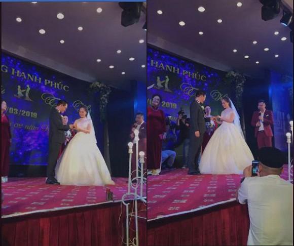 NSND Trung Hiếu tổ chức đám cưới với vợ trẻ kém 19 tuổi ở Thái Bình, bất ngờ nói điều này khiến cả hội trường thích thú-6