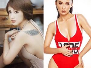 Body nóng bỏng của Vân Hugo và 2 MC có dáng đẹp nhất Việt Nam