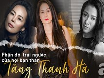 Nhan sắc không thua gì Tăng Thanh Hà nhưng ba thành viên trong hội chị em này lại chẳng có được cuộc đời giàu sang, suôn sẻ như cô