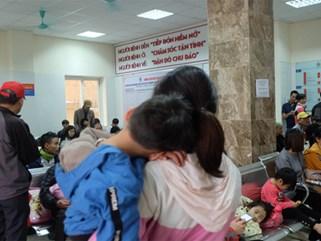 Hơn 200 trẻ ở Bắc Ninh đồng loạt nhiễm sán lợn