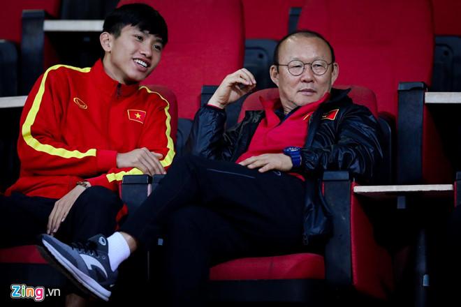 Chia tay 5 cầu thủ, HLV Park Hang Seo rút gọn danh sách U23 Việt Nam-1