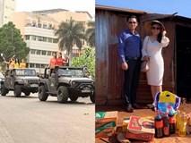 Nhà Trung Nguyên ầm ĩ ly hôn: Chồng diễn siêu xe cùng người đẹp, vợ vui vẻ từ thiện
