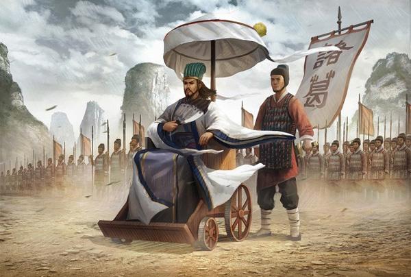 Tam quốc diễn nghĩa: Sự thật về nhan sắc vợ Gia Cát Lượng-5