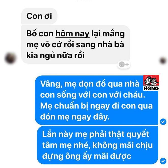 Bố gần 60 tuổi hát tay vịn đến sáng, đọc tin nhắn của mẹ, con trai quyết làm cho ông ta hối hận-1