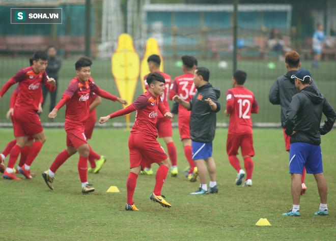 Thảm bại trước Thái Lan khiến U22 Việt Nam rơi vào thế khó tại SEA Games 30-1