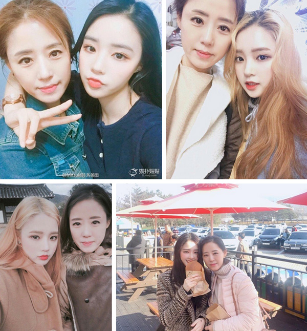 2 mẹ con hotgirl Hàn Quốc gây sốt MXH sau 3 năm: Từng trông như chị em nhưng nhan sắc hiện tại lại quá khác biệt-7