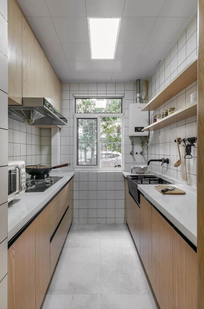 Căn hộ 60m² ở khu tập thể cũ tưởng như chẳng ai muốn ở biến hình thành không gian vạn người mơ ước sau cải tạo-12