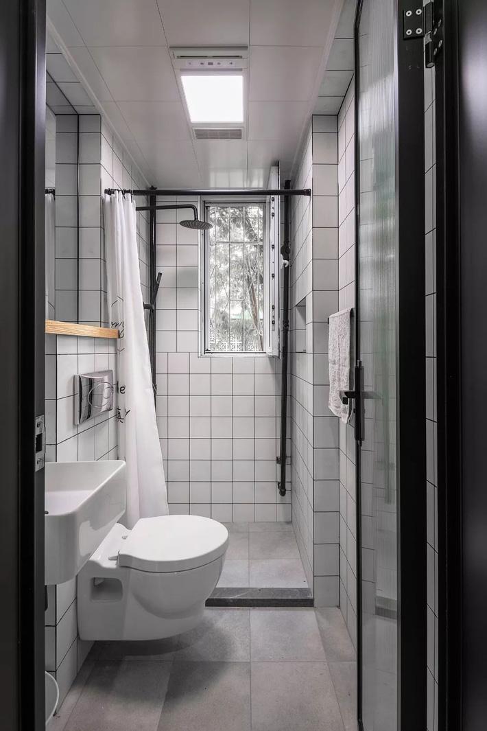 Căn hộ 60m² ở khu tập thể cũ tưởng như chẳng ai muốn ở biến hình thành không gian vạn người mơ ước sau cải tạo-21