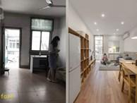 Căn hộ 60m² ở khu tập thể cũ tưởng như chẳng ai muốn ở 'biến hình' thành không gian vạn người mơ ước sau cải tạo
