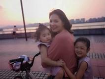 Chúc mừng sinh nhật con gái, 'Hoa hậu đẹp nhất Châu Á' Hương Giang trải lòng về chuyện dạy con