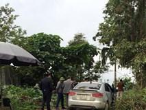 Xác định danh tính kẻ rút súng bắn trúng đầu tài xế taxi rồi cướp xe ở Tuyên Quang