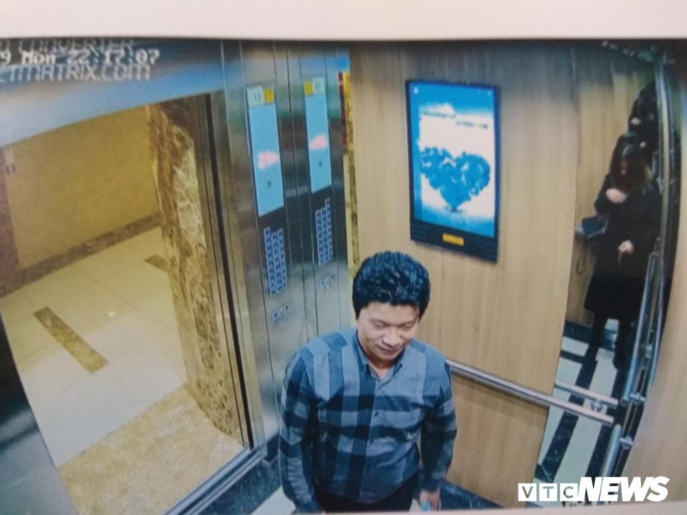 Đỗ Mạnh Hùng - kẻ sàm sỡ, cưỡng hôn nữ sinh trong thang máy là ai?-1