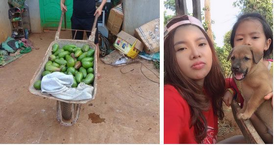 Sau gần 2 năm bôn ba Sài Gòn làm bà chủ spa, Phượng Thị Nở lại về quê nhà buôn nông sản?-7