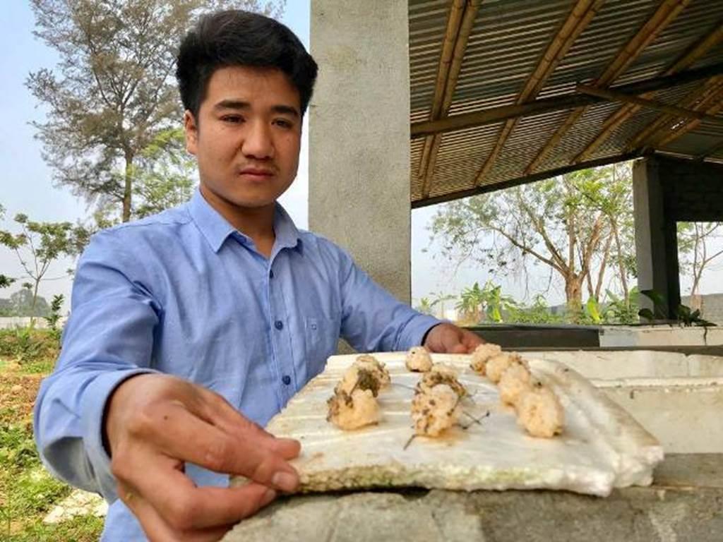 Hotboy 9X nuôi con siêu đẻ chỉ ăn bèo, lá cây mà kiếm 300 triệu/năm-6