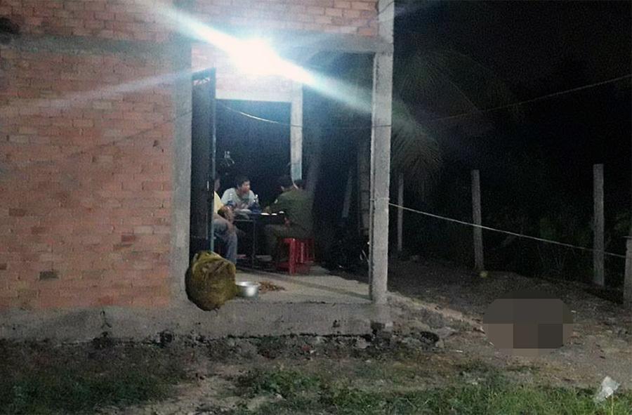 Nghi án con gái 16 tuổi giết mẹ ở miền Tây-1