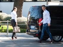 Ronaldo trở lại Madrid ra mắt thương vụ mới: Tin vui cho những… gã đầu hói!