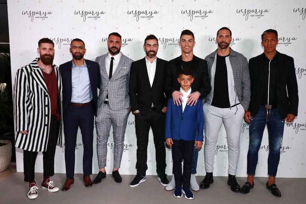 Ronaldo trở lại Madrid ra mắt thương vụ mới: Tin vui cho những… gã đầu hói!-3
