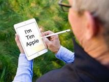 Khổ thân CEO Apple: Đăng ảnh khoe iPad mini mới, chẳng hiểu sao lại thành tâm điểm bị chế ảnh