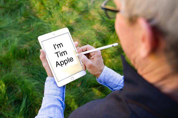 Khổ thân CEO Apple: Đăng ảnh khoe iPad mini mới, chẳng hiểu sao lại thành tâm điểm bị chế ảnh-7