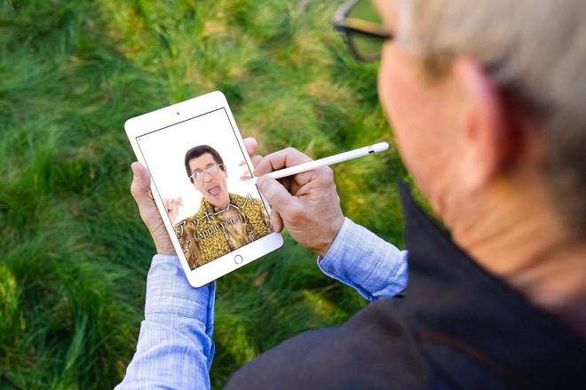 Khổ thân CEO Apple: Đăng ảnh khoe iPad mini mới, chẳng hiểu sao lại thành tâm điểm bị chế ảnh-3