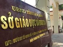 Lý do gì khiến Sở GD&ĐT Hòa Bình giữ kín danh sách thí sinh gian lận?
