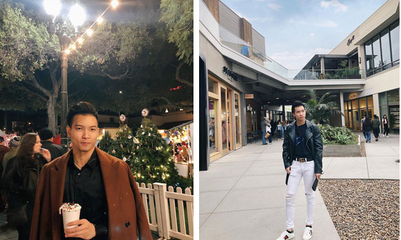 Club bạn trai hot girl Việt: Toàn những gương mặt điển trai, giàu có và cuộc sống ngập tràn đồ hiệu-6