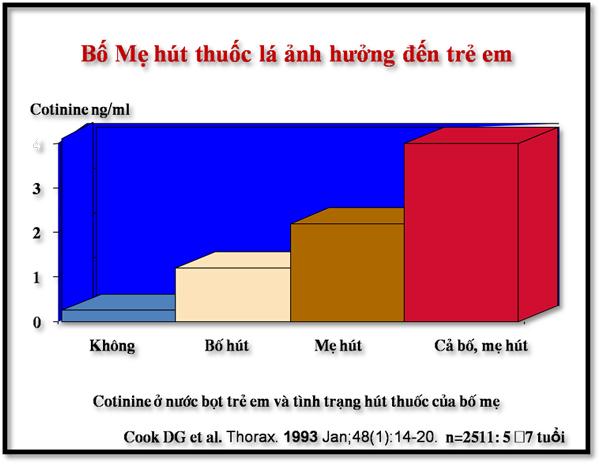 80% trẻ Việt dưới 5 tuổi bị phơi nhiễm khói thuốc lá-3