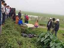 Bàng hoàng phát hiện thi thể nam thanh niên có thương tích trên mặt, nằm cạnh xe máy