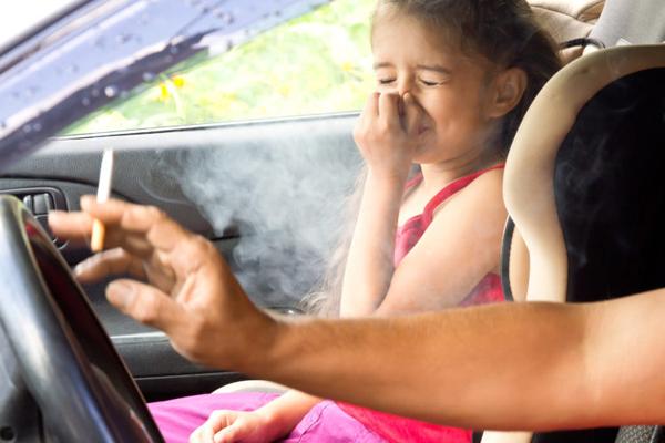 80% trẻ Việt dưới 5 tuổi bị phơi nhiễm khói thuốc lá-1
