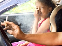 80% trẻ Việt dưới 5 tuổi bị phơi nhiễm khói thuốc lá