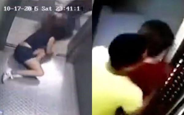 Quấy rối trong thang máy có thể bị phạt tù đến 10 năm nếu ở Singapore, phạt tiền 200-400 USD nếu ở Philippines-1