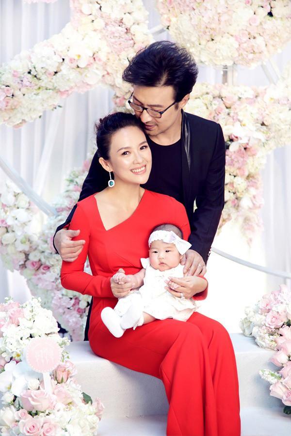 Chồng bật mí sự thật về mối quan hệ mẹ kế - con chồng của Chương Tử Di nhưng bất ngờ hơn là diện mạo của đứa trẻ-2