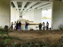 Phát hiện thi thể kỹ sư xây dựng nhảy cầu tự tử nghi do buồn chuyện gia đình