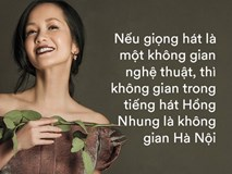 Hồng Nhung: Làn hơi khủng khiếp và đẳng cấp của diva được chọn hát trước mặt ông Kim Jong Un