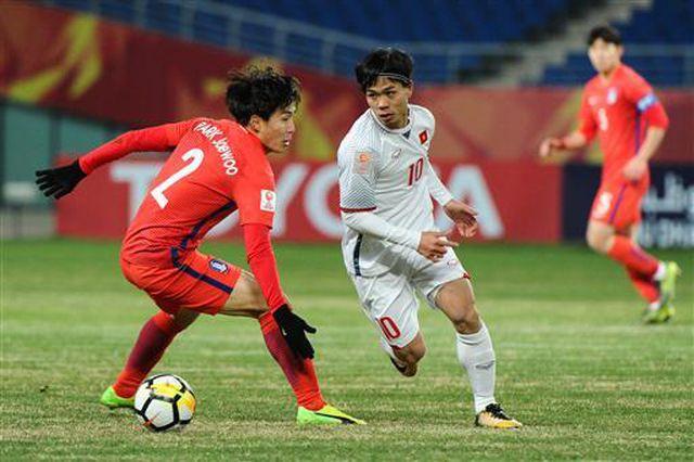 Bầu Đức đàm phán với Incheon United để Công Phượng đá SEA Games-1