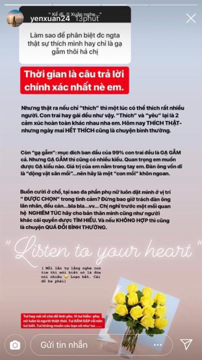 Bỏ qua hàng trăm cô gái, Yến Xuân có gì mà khiến Lâm Tây yêu đắm đuối đến vậy?-6