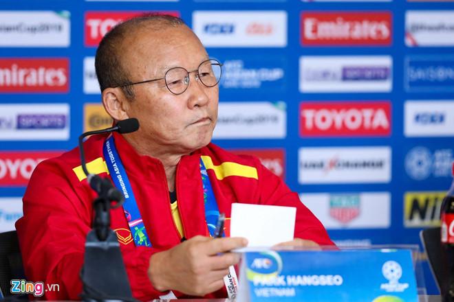 HLV Park Hang Seo: U23 Việt Nam hiện nay không bằng lứa Thường Châu-1